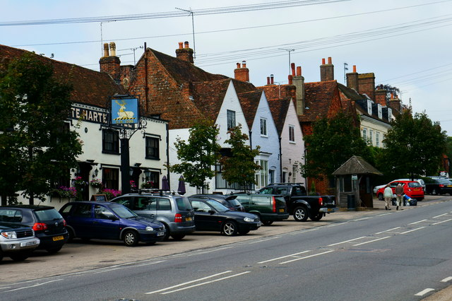 Bletchingley High Street