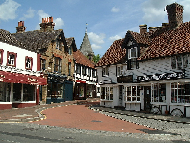 Edenbridge - Nigel Freeman Used under Creative Commons