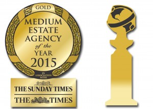 The Sunday Times Awards and The Golden Globe