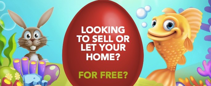 Golden Ticket Competition- sell or Let your property for free