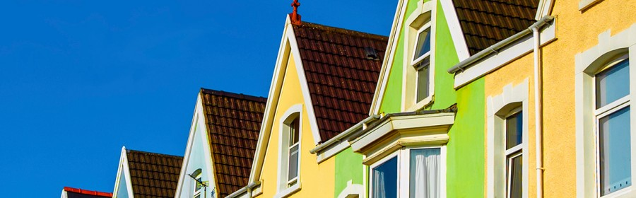 So is it really business as usual for the property market?